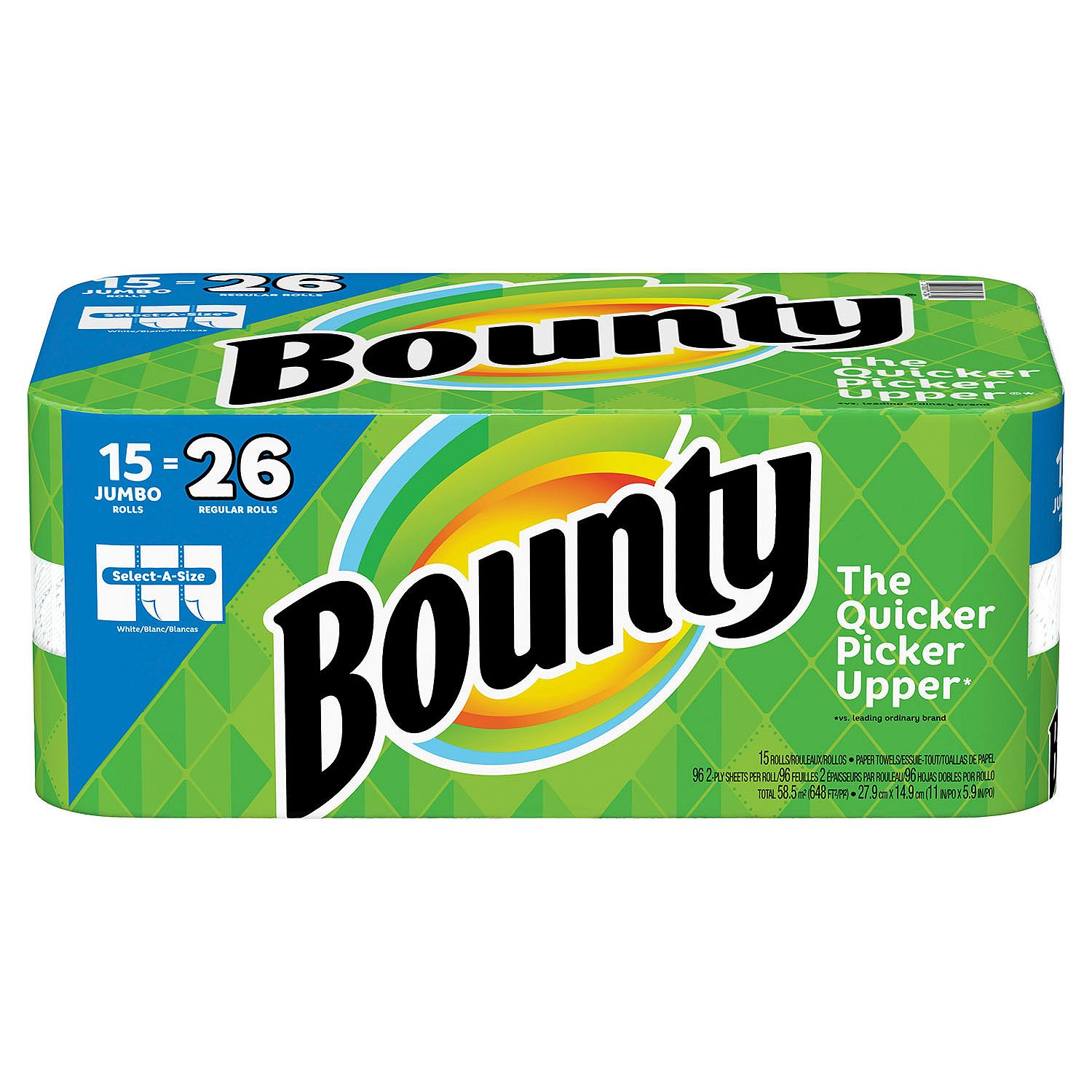 Paper Towels Jumbo Rolls: Kesar Grocery :: Paper Products :: Paper Towels :: Bounty