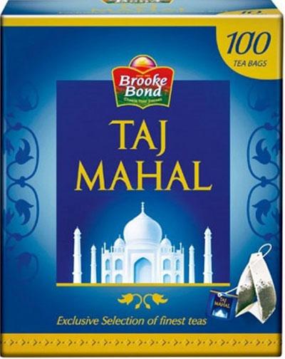 Kesar Grocery :: tea & coffee :: brooke bond taj mahal tea bags